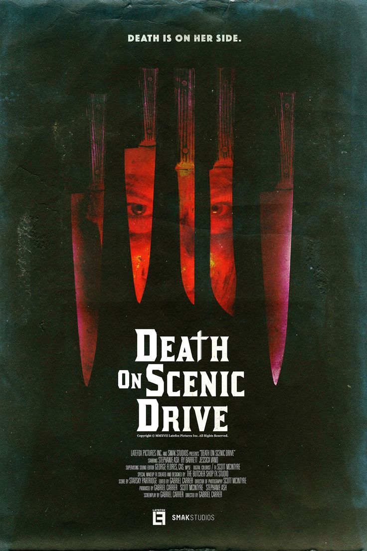 Best horror movie posters