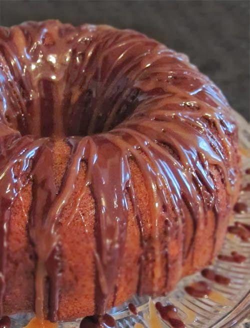 Marble Pound Cake | Pound Cakes | Pinterest