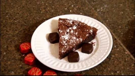 Cooking Today: Just Desserts Dove Chocolate Cake - NWAhomepage.com
