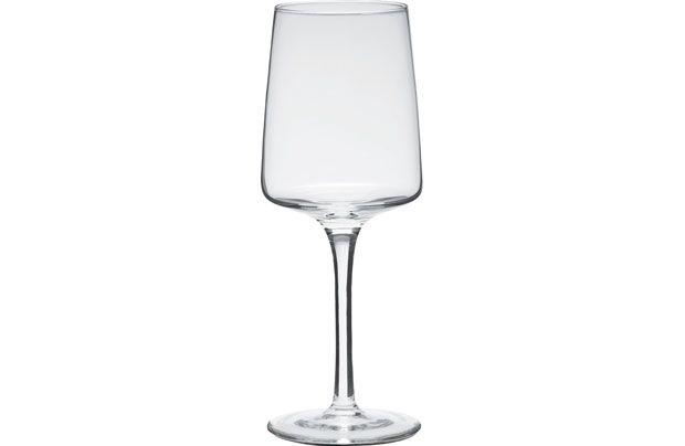 Square red wine glass kitchen pinterest - Square bottom wine glasses ...