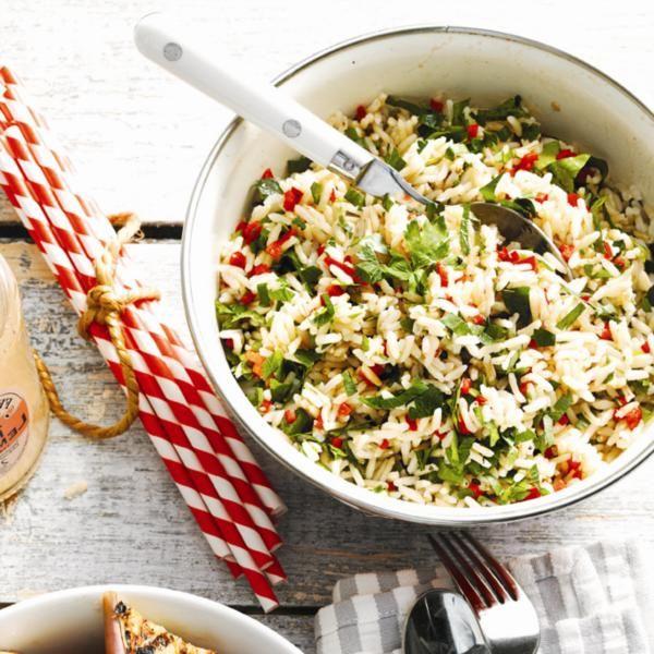 Destockage noz industrie alimentaire france paris machine salade de riz pour 12 personnes - Gramme de riz par personne ...