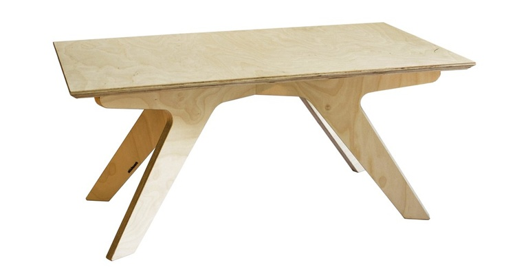 Birch Coffee Table By St Ckwerk Monoqi Tables Coffee Tables Bed