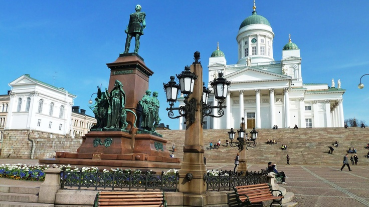 Helsinki Finland Tourism Pinterest