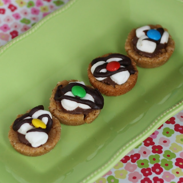 Peanut Butter Cup Surprise Cookies   Food   Pinterest