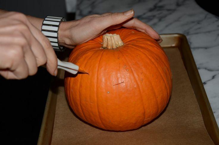 Fresh Pumpkin Puree Pumpkin Recipes Pinterest