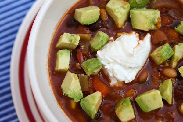 Bean Southwest Chili | Recipe Rebuild | Recipe Rebuild Corner | Pin ...