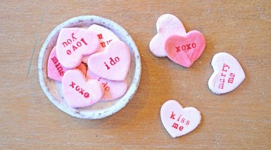 DIY Conversation Heart Candy Recipes — Dishmaps