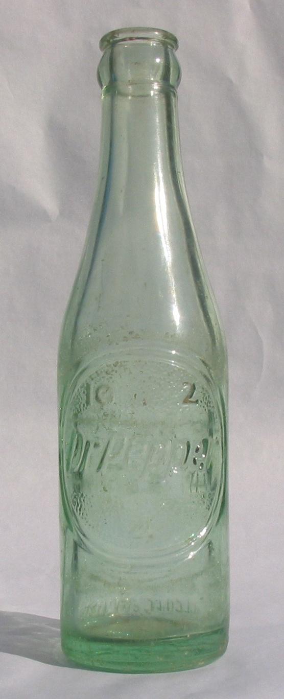 dating dr pepper bottles