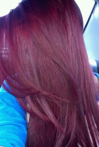 1000 Images About Magenta Hair On Pinterest  Magenta Hair Magenta And Red