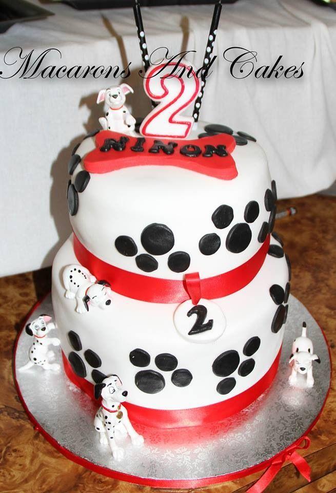 101 dalmation cakes
