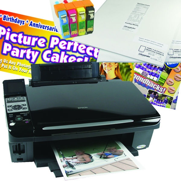 printers for edible images