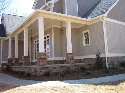 Shook Hill House Plan Front Porch Building Ideas If