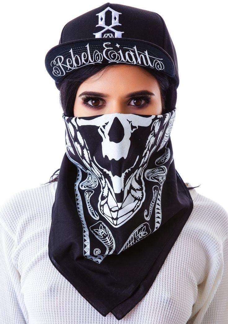 Cobra Skulls Bandana | Dolls Kill | HardSummer | Pinterest Mexican Drawings Chola