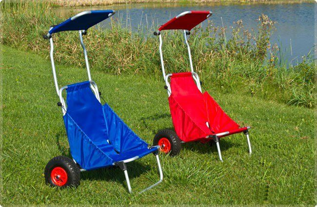 Folding Chair Carts Fishing Beach Trolley Beach Cart Buy