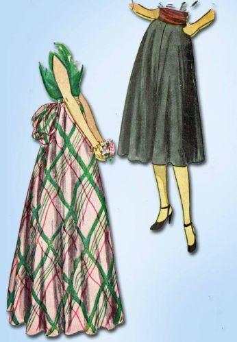 women 's long skirt sewing patterns | eBay
