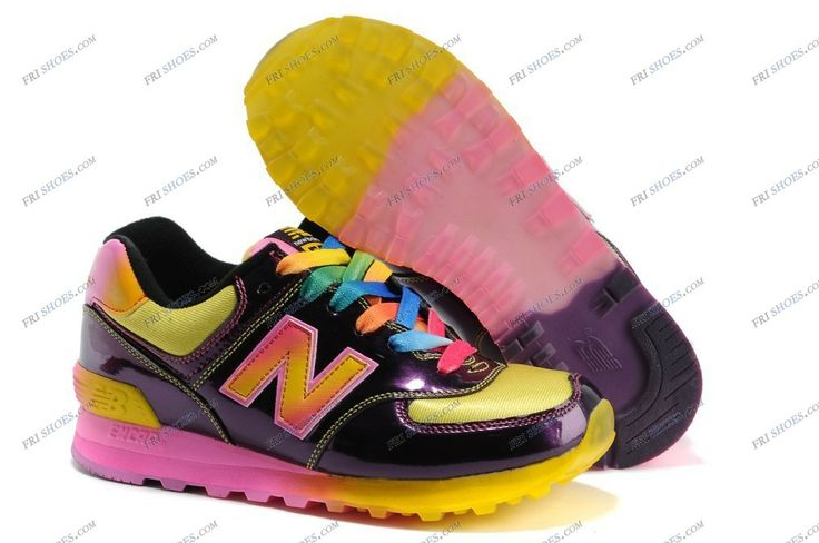 New Balance  Rainbow Womens Running Shoes