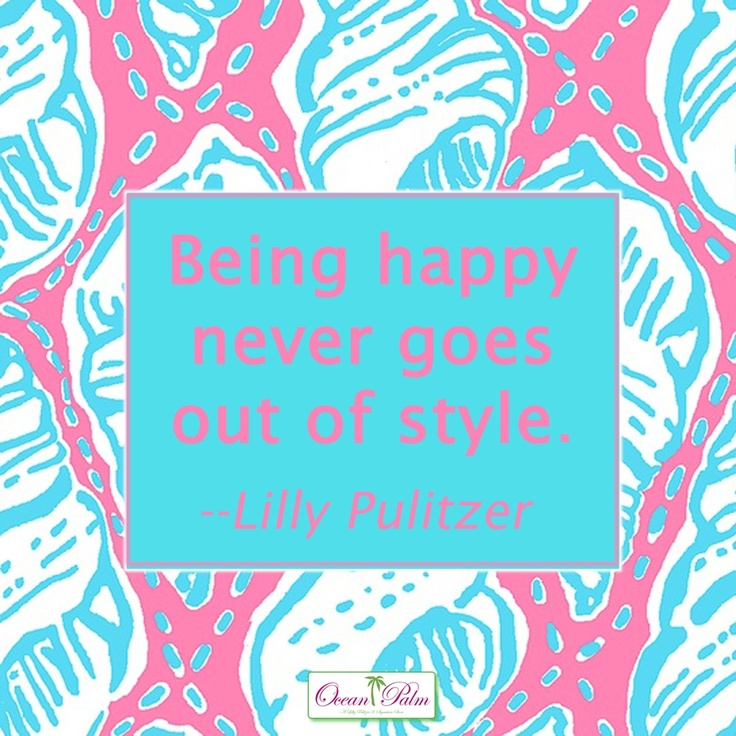 Lilly pulitzer quotes