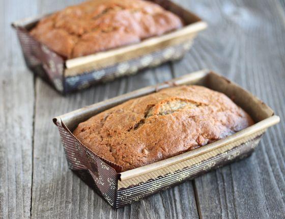 Biscoff Banana Bread | quick breads | Pinterest