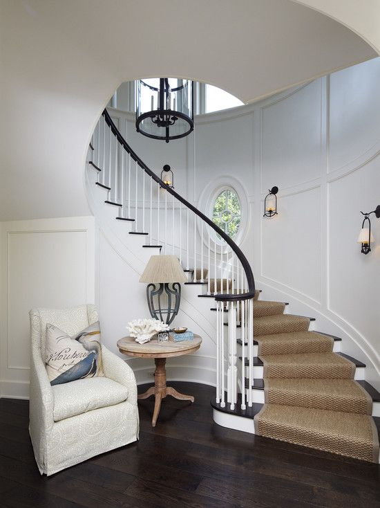 Traditional Staircase Design, Pictures, Remodel, Decor and Ideas