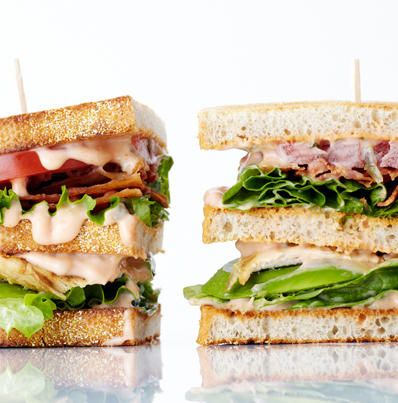 chicken club sandwich recipes dishmaps marinated chicken club sandwich ...