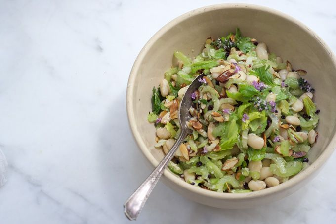 Parmesan Celery Salad Recipe | 101 Cookbooks