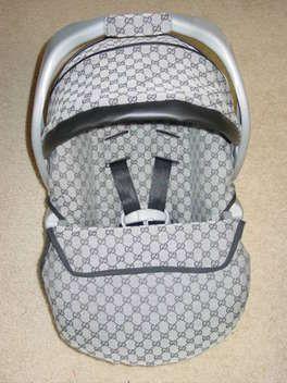gucci car seat future babies pinterest. Black Bedroom Furniture Sets. Home Design Ideas