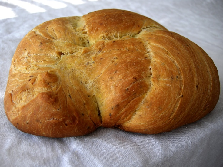 Round Challah For Rosh Hashana Recipe — Dishmaps