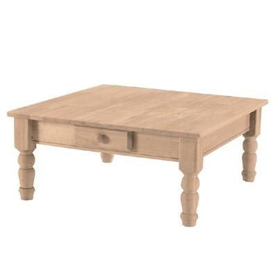 Coffee Table Turned Legs Furniture Pinterest
