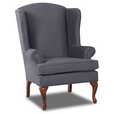 Hereford wing back chair jcpenney living room combo for Jcpenney living room chairs