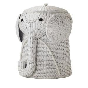 home decorators collection hampers 18 in w animal laundry home decorators collection elephant hamper 25 in h x 17