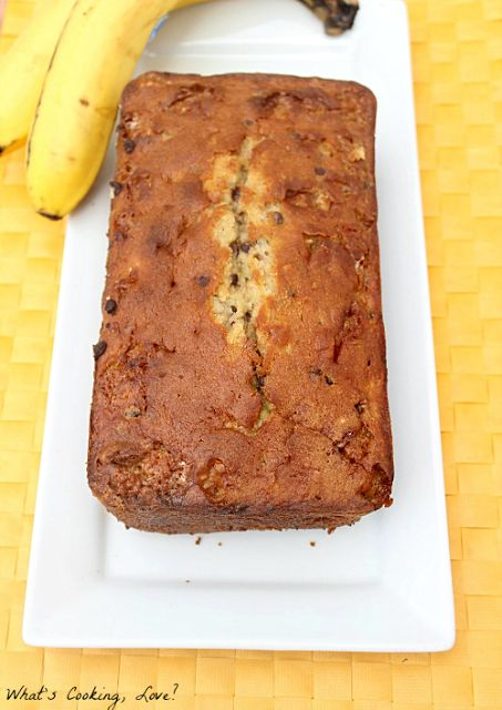 What's Cooking, Love?: S'mores Banana Bread