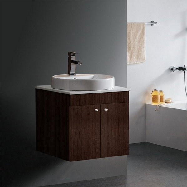 Floating Sinks For Small Bathrooms : Floating sink...hmm
