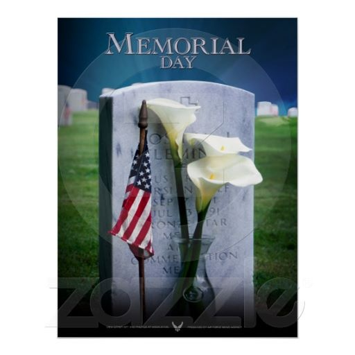 memorial day sign messages