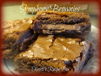 symphony brownies | Appetizers & Snacks | Pinterest