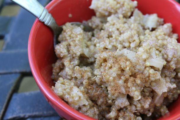 cinnamon quinoa apple s and cinnamon breakfast quinoa cinnamon