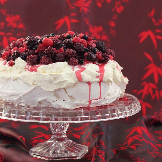 The Kiwi Cook: Perfect Pavlova | Sweet | Pinterest