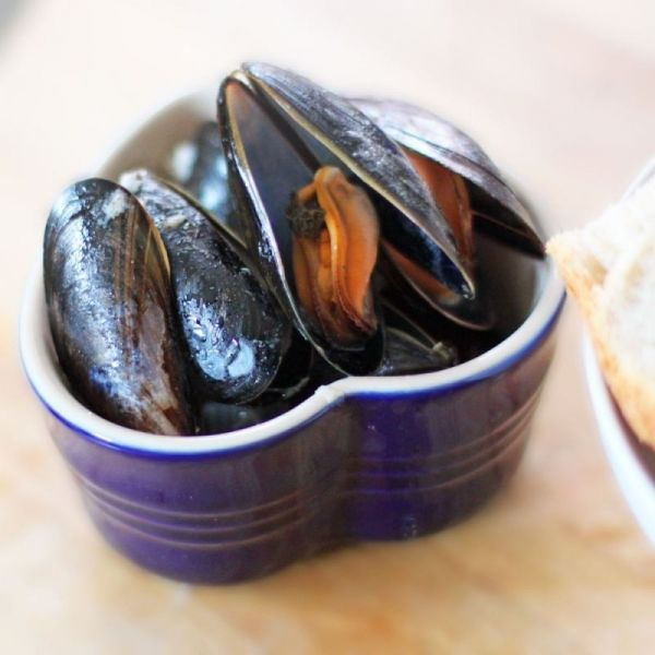 Beer Steamed Mussels Recipes — Dishmaps