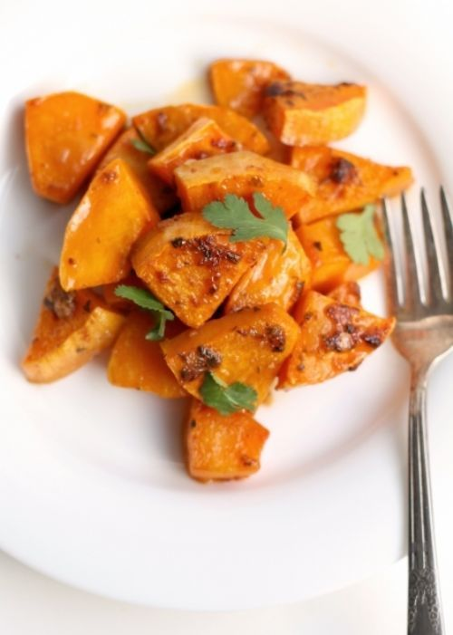 Chipotle Glazed Butternut Squash | Recipes - To Be Tested | Pinterest