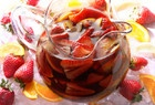 Spiced Cranberry Sangria - I'm definitely making this over the holiday ...