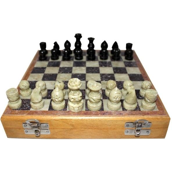 Pinterest - Granite chess set ...