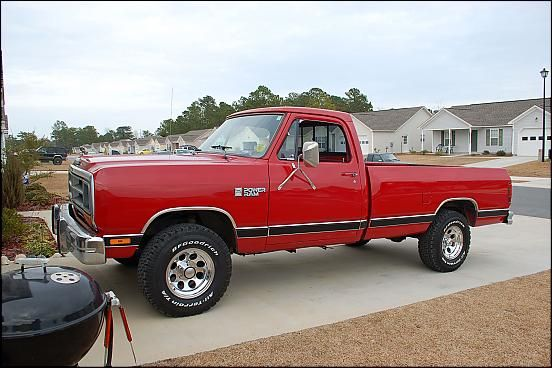 87 W150   Dodge D150 trucks.... Mostly   Pinterest