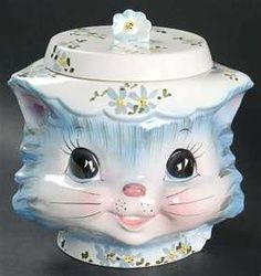 Unique Cookie Jars Cookie Jars Vintage Things Pinterest