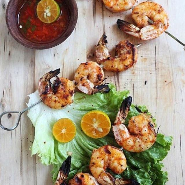 Grilled Scampi | Food & Drinks | Pinterest