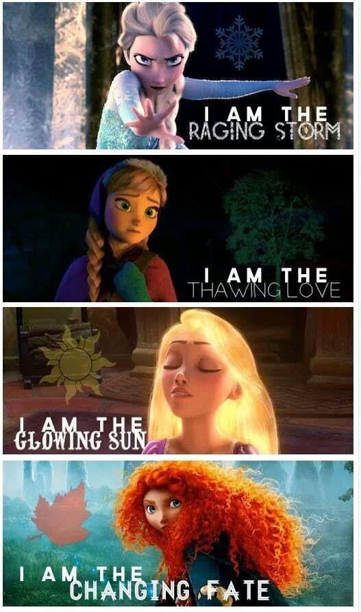 Tangled  Frozen  BraveFrozen Tangled Brave