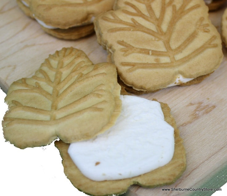 More like this: cream cookies , maple leaves and maple .