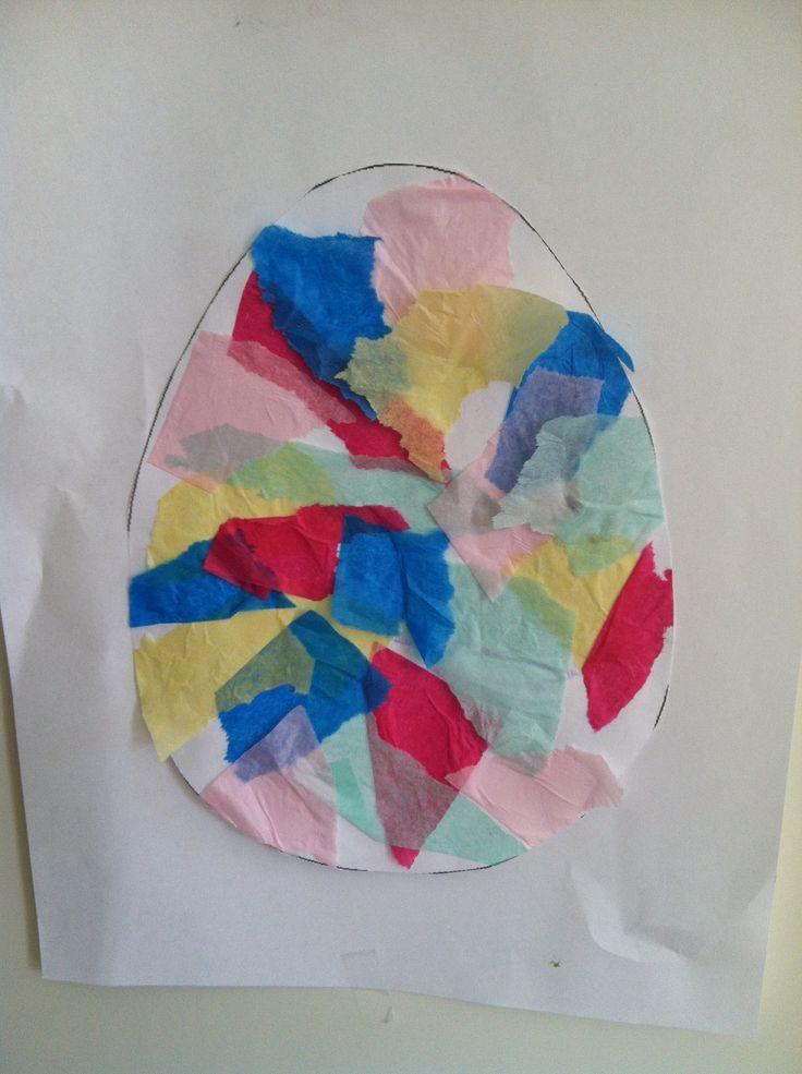 Easter egg | My homemade Crafts | Pinterest