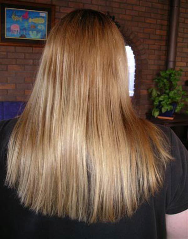How To Make Rebonded Hair Look Natural