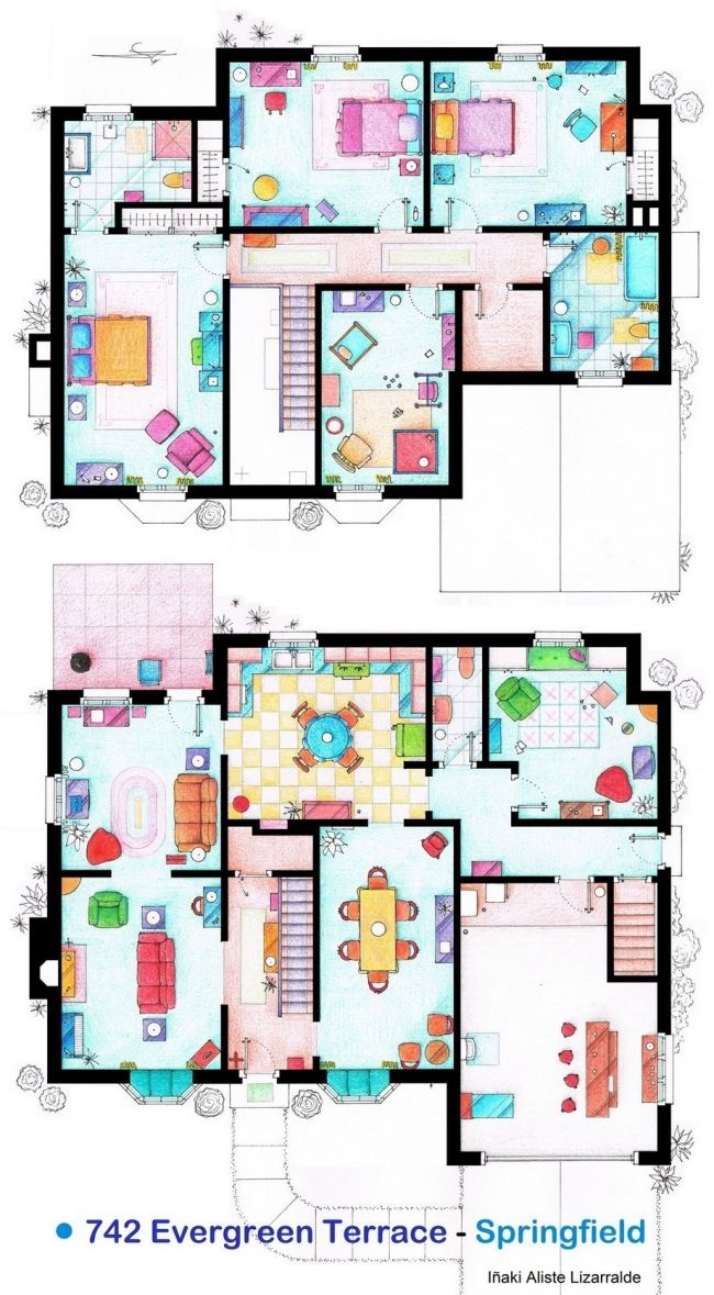 sitcom home floor plans submited images addams house floor plans sitcoms online photo galleries
