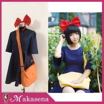 Kiki Cosplay Outfit (Kikis Delivery Service)
