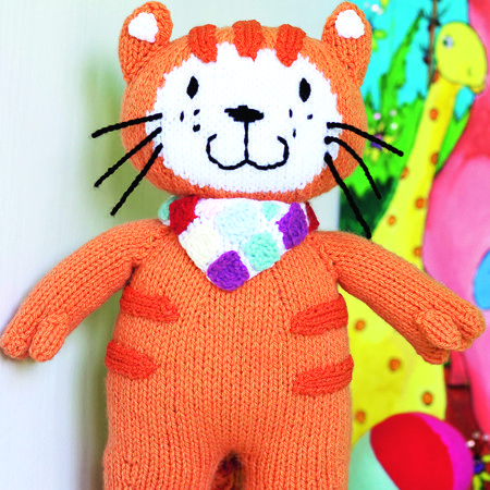 FREE CHARACTER KNITTING PATTERNS FOR CHILDREN   KNITTING PATTERN